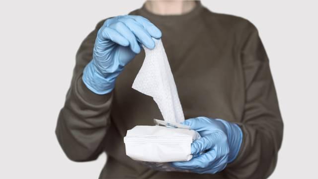 Oprez: Dezinfekcijske maramice  ne koristite na ovih 12 predmeta