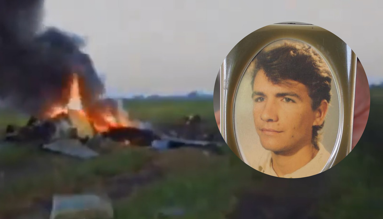 Luka je srušio prve agresorske avione pa je junački poginuo...