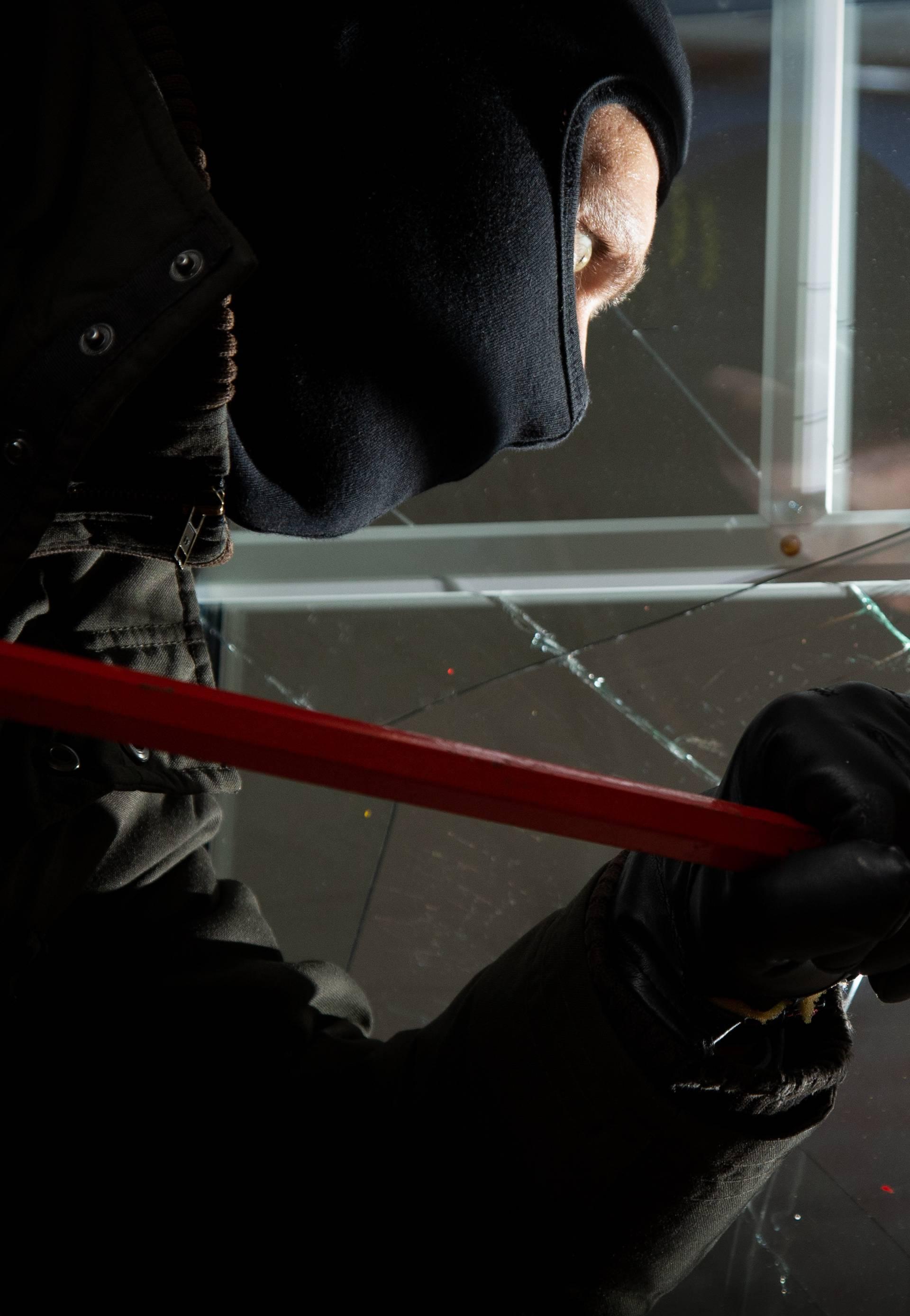 Fight against international gangs of burglars