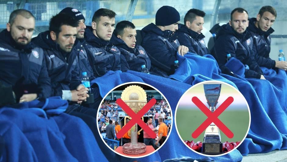 Nije još došao ni Božić, a za Hajduk je sezona već gotova