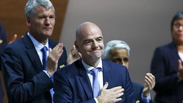 Nova era: Gianni Infantino je izabran za predsjednika Fife!