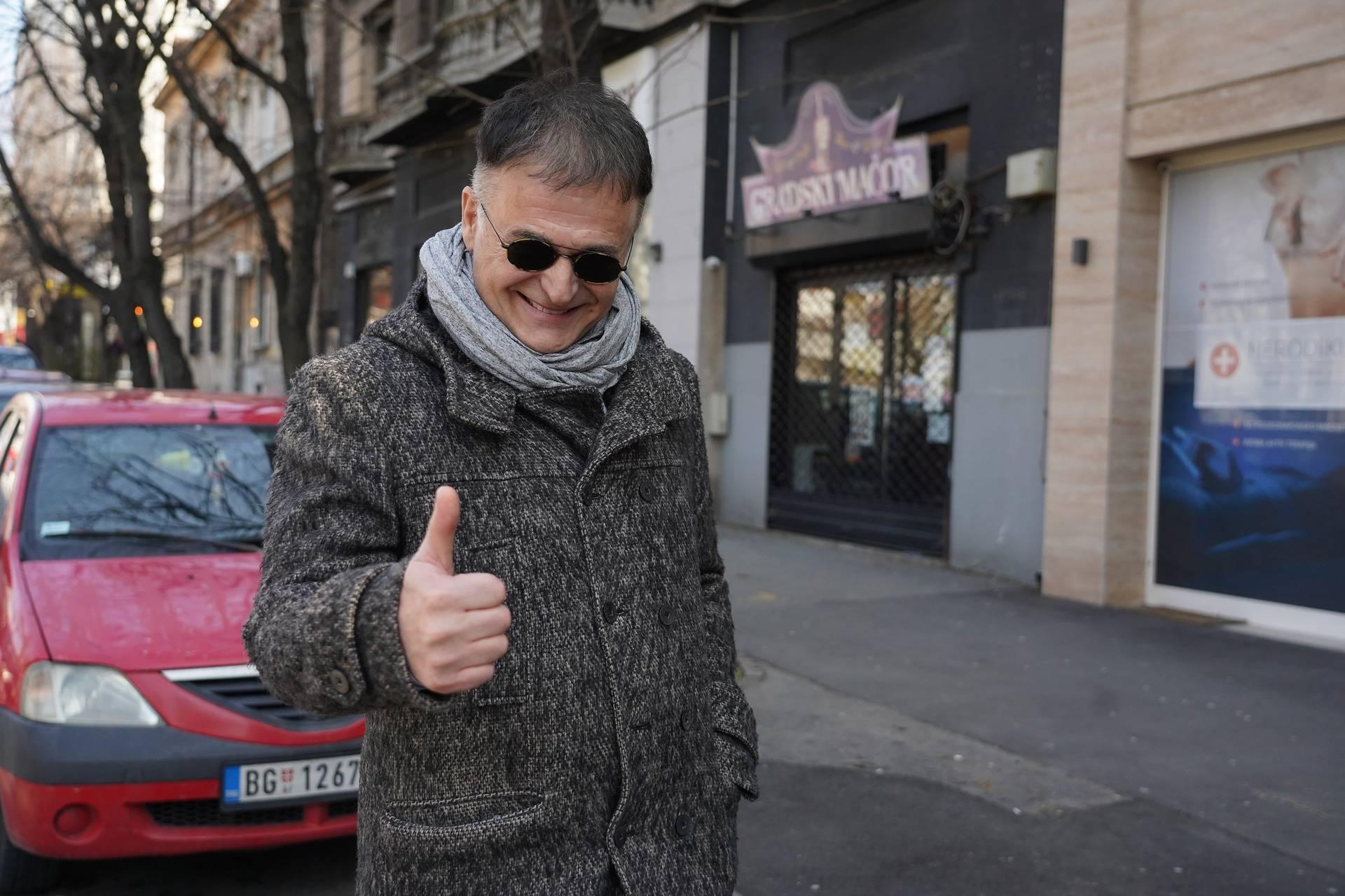 Lečić nasmijan stigao na policiju dati izjavu nakon teških optužbi