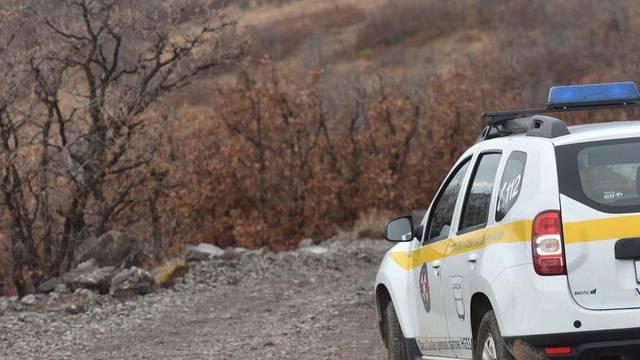 U tijeku akcija spašavanja  na Biokovu: 'Zapeo je na stijeni'