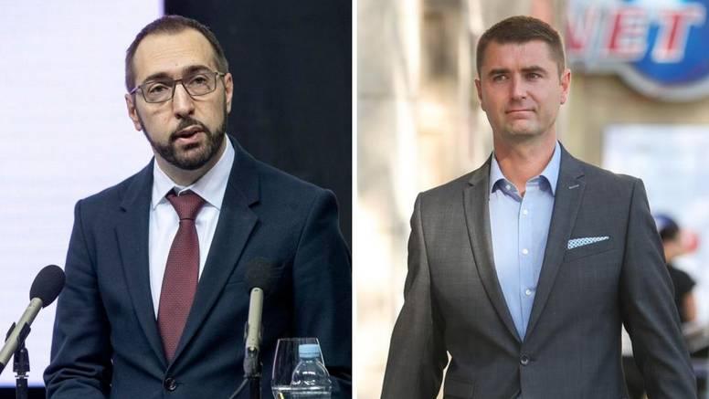 Filipović: Sve maske su pale, razotkrivena je Tomaševićeva nesposobnost. Lagali su nam