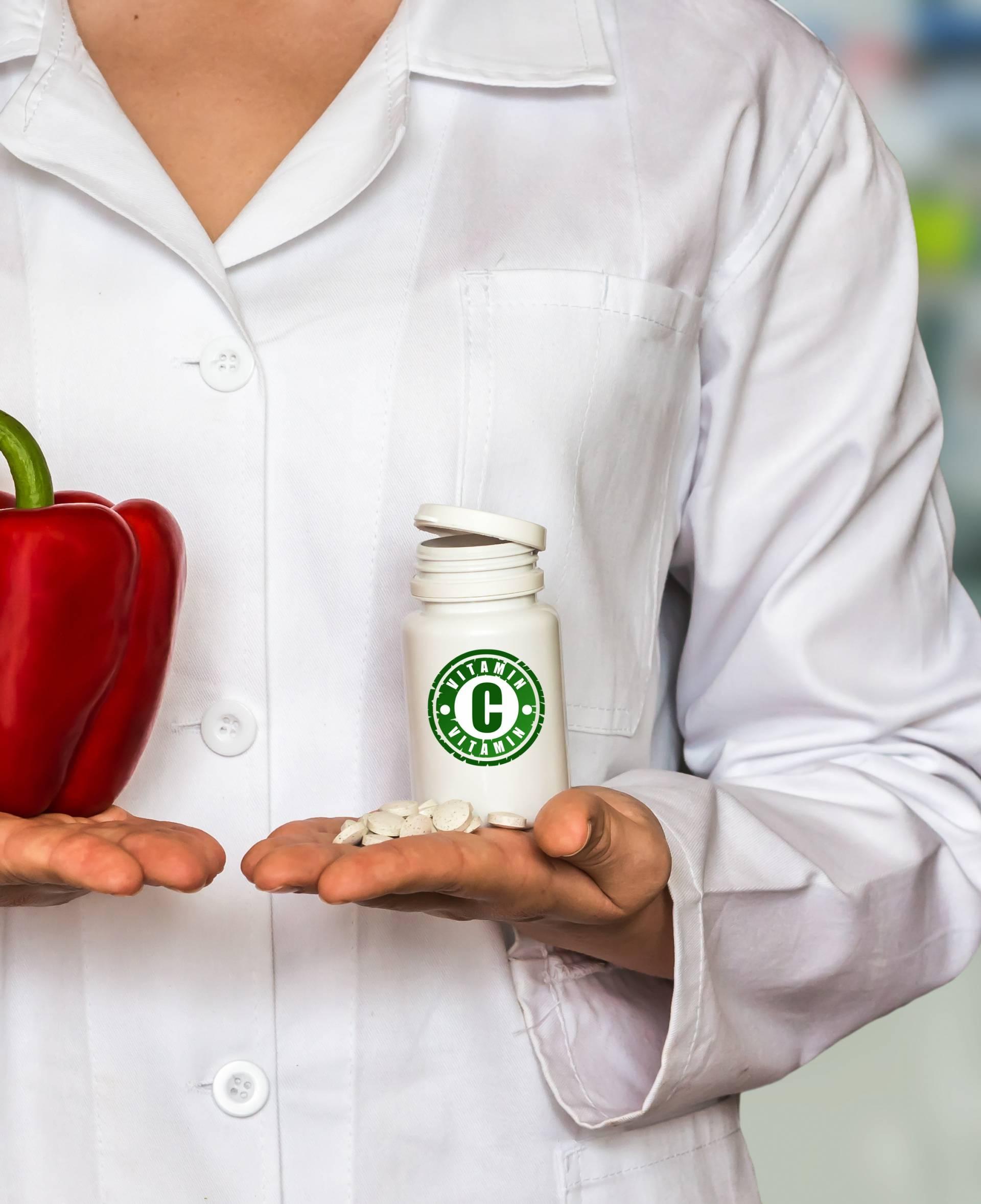 Vitamin C za 275 kuna i onaj za 15 podjednako  su kvalitetni