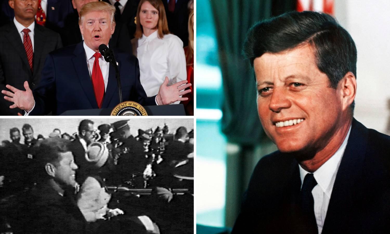 Trump je rekao da će objaviti sve dokumente o Kennedyju