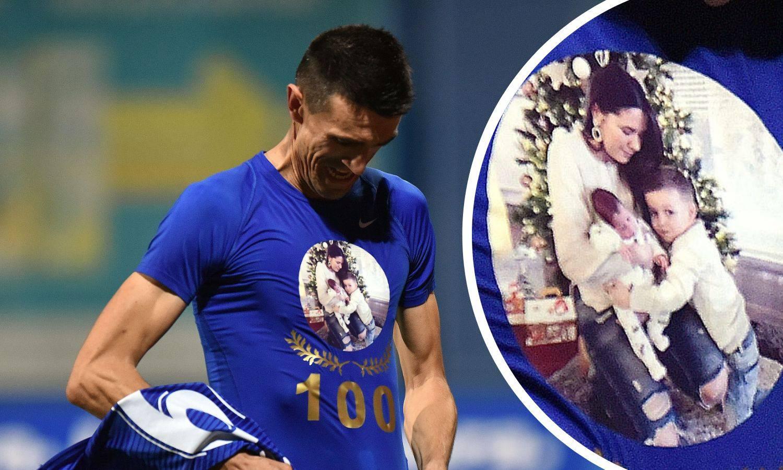Krstanović: Svi su mi govorili da budem košarkaš, najdraži su mi golovi za Dinamo protiv 'bilih'