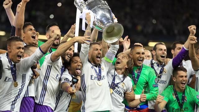 Juventus v Real Madrid - UEFA Champions League - Final - National Stadium