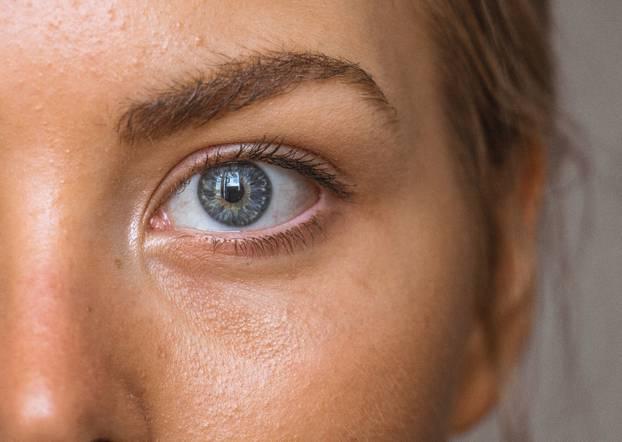 Ilustracije boje očiju