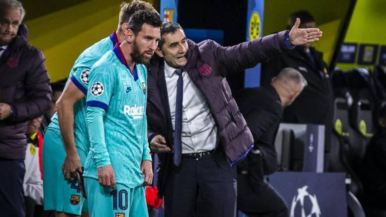 Valverde: Bolje da ljudi ne znaju kakav je Messi i kakav sam ja...