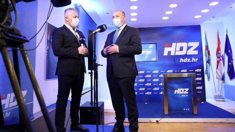 Medved nakon izlaznih anketa: HDZ ostaje pobjednička stranka