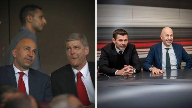 Riješio se Wengera, a sad će i Bobana: Tko je Ivan Gazidis?
