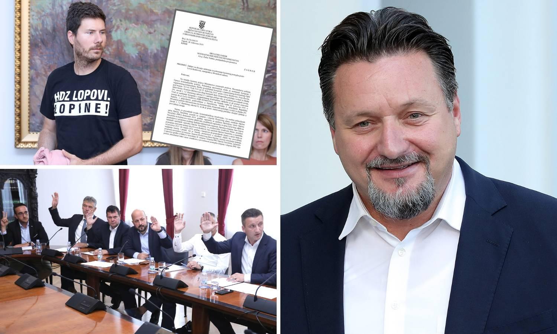 USKOK: Kuščević čak lažirao amandman da bi si pogodovao