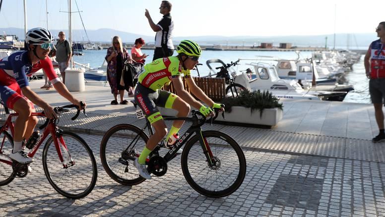 Masovan pad pred ciljem na Cro Raceu: Josip Rumac završio treći