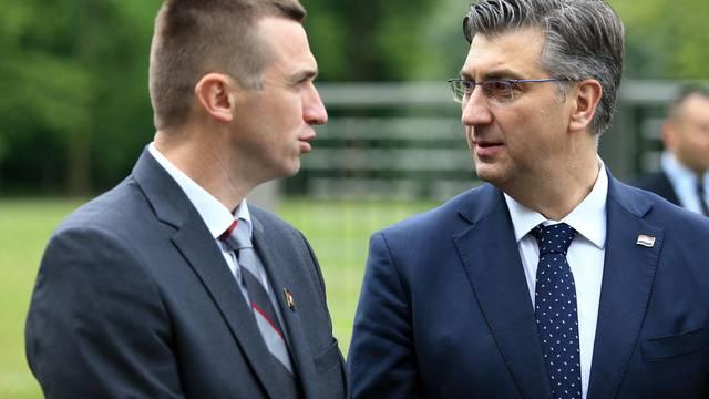 Vukovar: Odavanje počasti poginulim braniteljima Vukovara u Domovinskom ratu