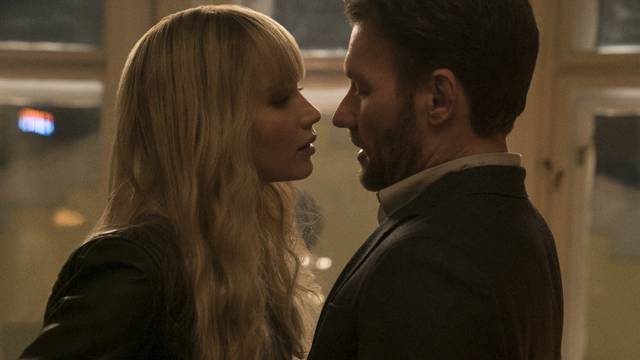 Izvrsna Jennifer Lawrence će nam doći u špijunskom trileru