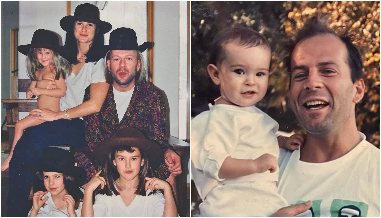 Bruce Willis slavi, čestitala mu i Demi: 'Hvala ti za naše kćeri'