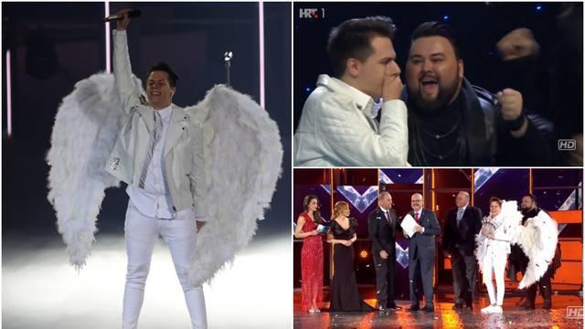 Roko Blažević novi je pobjednik Dore: Ide na Eurosong u Izrael
