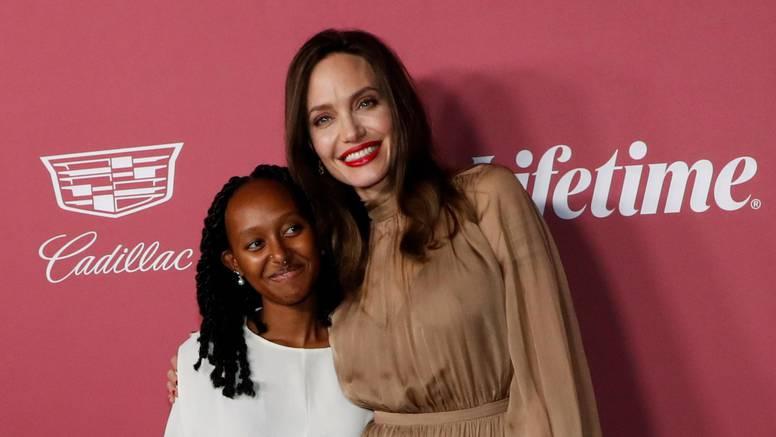 Kći Angeline Jolie zasjala je s mamom na crvenom tepihu