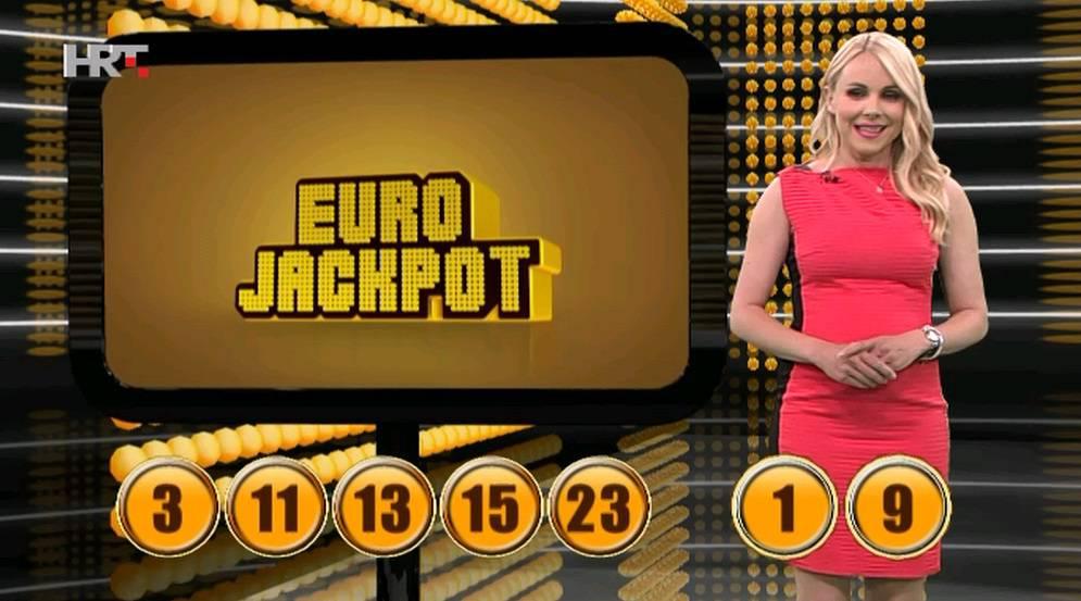 Izvučen Eurojackpot: Netko je bogatiji za  373 milijuna kuna