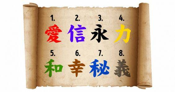 Izaberite simbol: To otkriva što vam najviše nedostaje u životu
