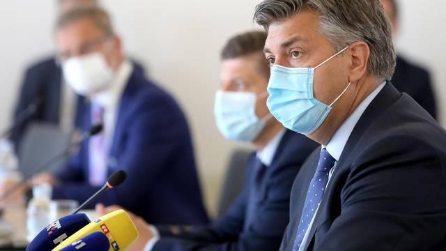 Zagreb: Šesta sjednica Nacionalnog vijeća za uvođenje eura