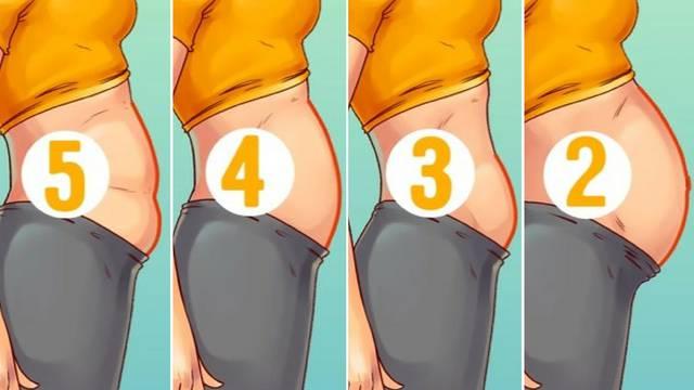 5 tipova trbuha koji ne znače da ste debeli, u čemu je stvar?