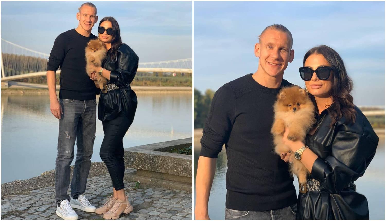 Ivana i Domagoj iz Osijeka idu sa psićem: 'Novi član obitelji'