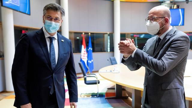 Odluka o ulasku u Schengen za par mjeseci? Plenković: To je moguće. Ispunili smo kriterije