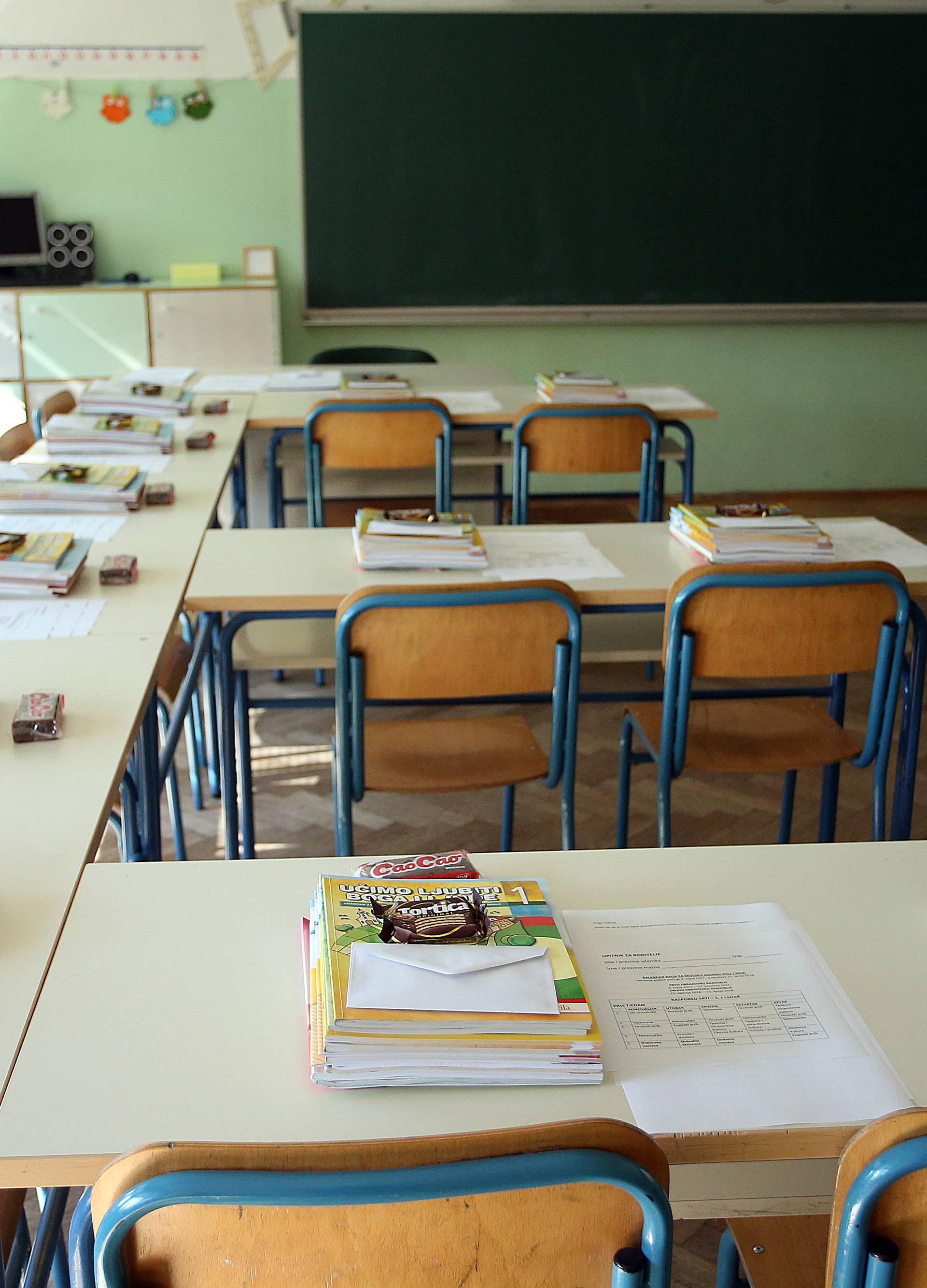 U školama je 2077 ponavljača, najviše u Primorsko-goranskoj