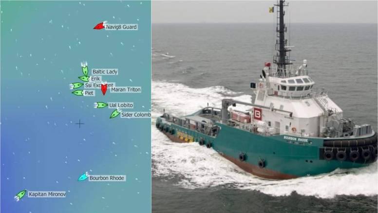 Čeka se nastavak potrage za preživjelima s potonulog broda