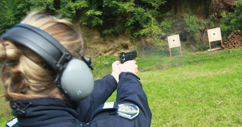 Vinkovci: Policijska službenica pucala iz opravdanog razloga