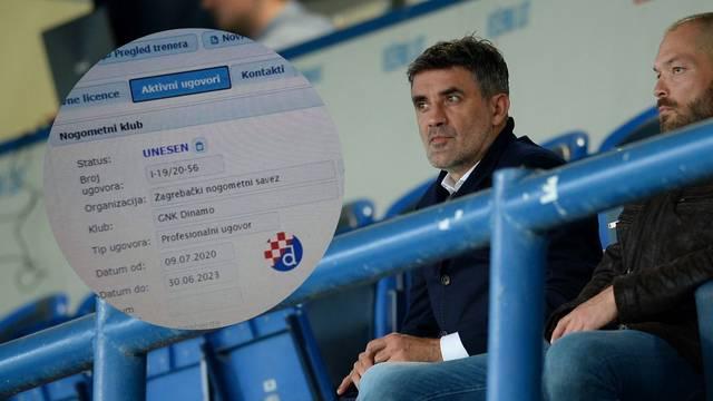 Mamić je s Dinamom potpisao ugovor do 2023., no u njemu je aneks da bi mogli dobiti licencu