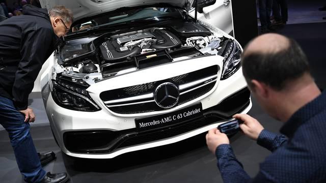 Daimler - general meeting