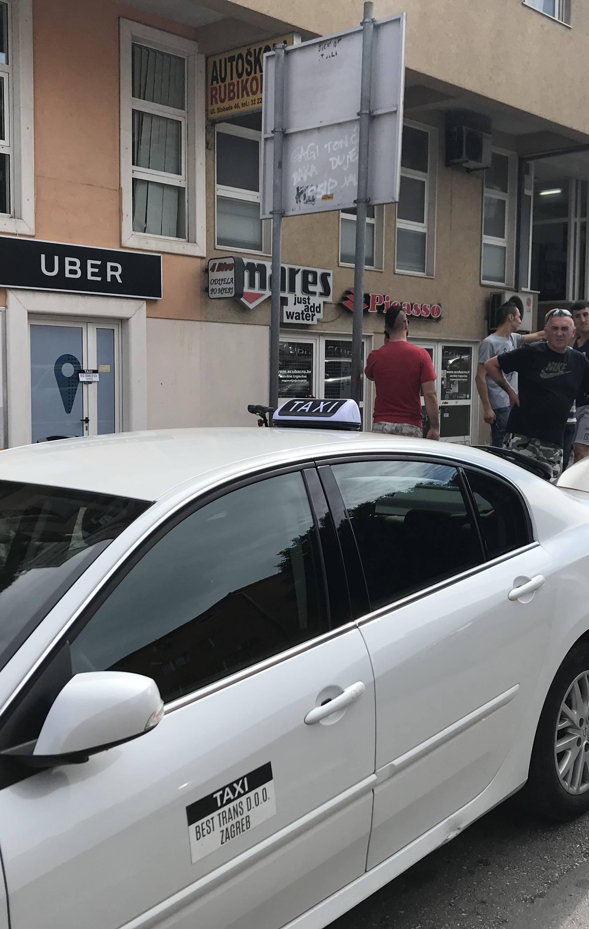 Zdrpio i zbrisao: Uberovcima u Splitu  uzeo dva milijuna kuna