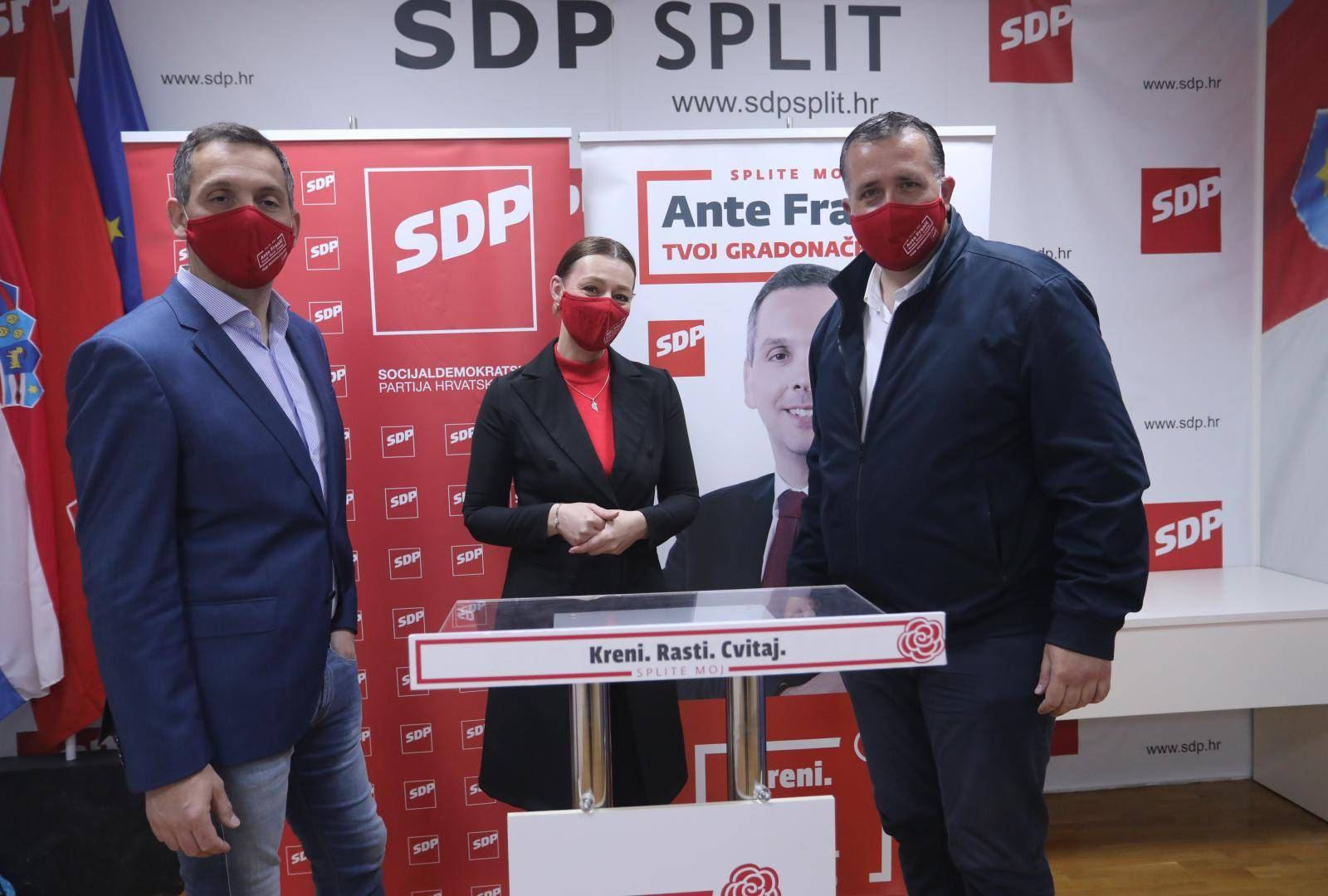 Sreća, tuga, očaj... Sva lica stožera na lokalnim izborima