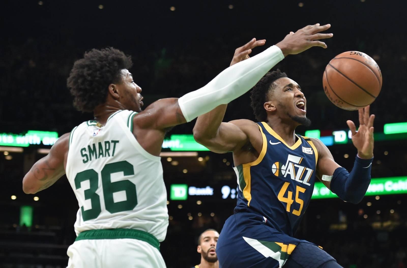 NBA: Utah Jazz at Boston Celtics