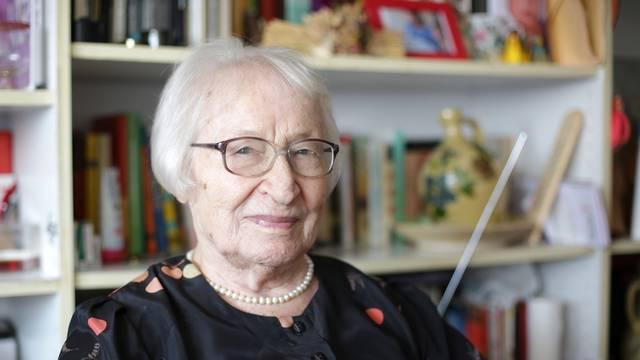 Umrla je književnica Anđelka Martić: 'Pamtit će je svi oni koji su odrastali uz njezine knjige'