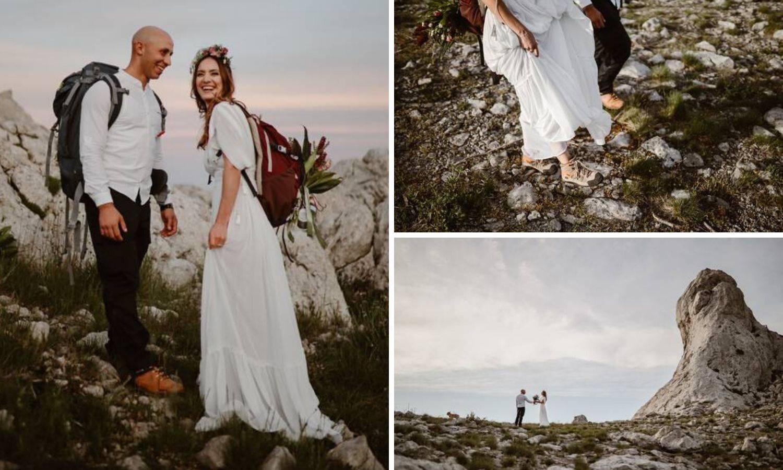 Naše 'otkazano' vjenčanje na Tulovim gredama je uspomena koju ćemo pamtiti cijeli život