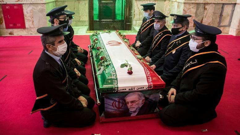 Ubojstvo  znanstvenika iz Irana: Strojnicu su postavili na kamion a njom je upravljao satelit...