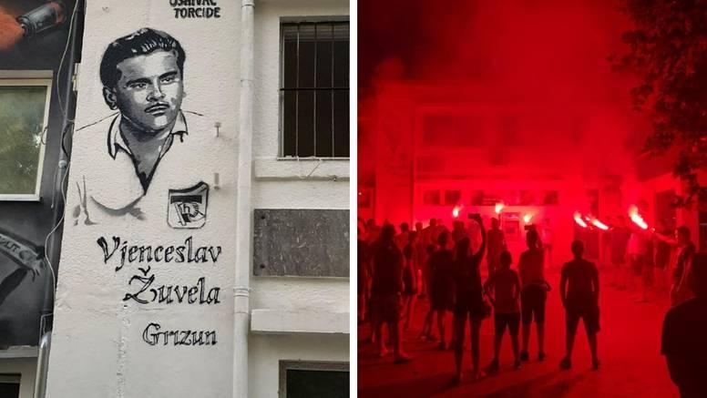 Stari plac sad je ljepši: Osnivač Torcide dobio je svoj mural...