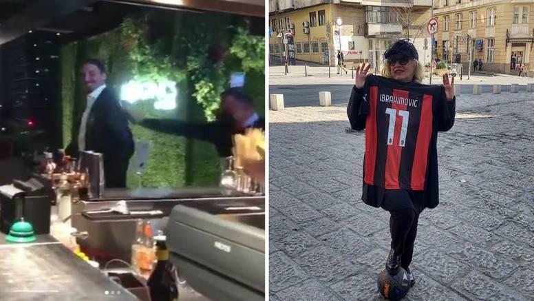 Nada Topčagić šokirala Zlatana: U klubu mu zapjevala 'Jutro je'