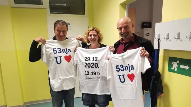 'Veselimo ljude u Petrinji, a potrese zovu veliki i mali Đuro'