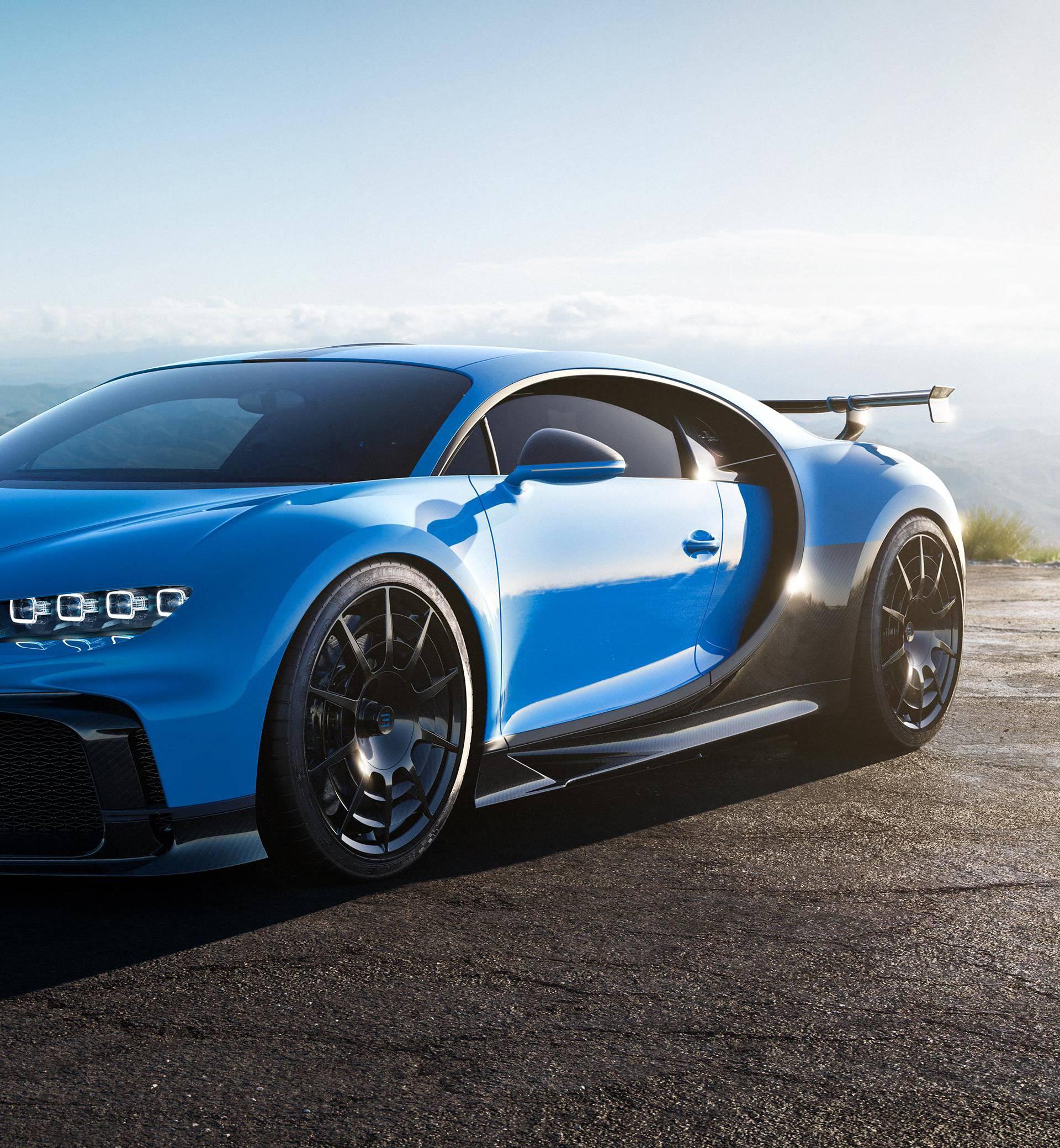 Luksuz u doba korone, novi Bugatti za 33 milijuna kuna