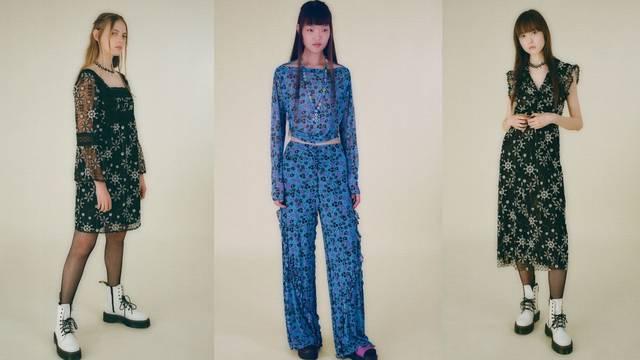 Legendarna hipi dizajnerica Anna Sui ima cvjetne ideje za ljubiteljice hipi i grunge stilova