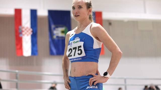 Dva rekorda u novootvorenoj atletskoj dvorani u Zagrebu
