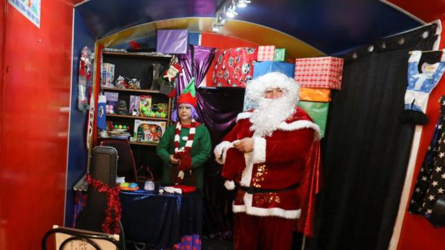 Virtualni Djed Božićnjak spašava Božić u Španjolskoj