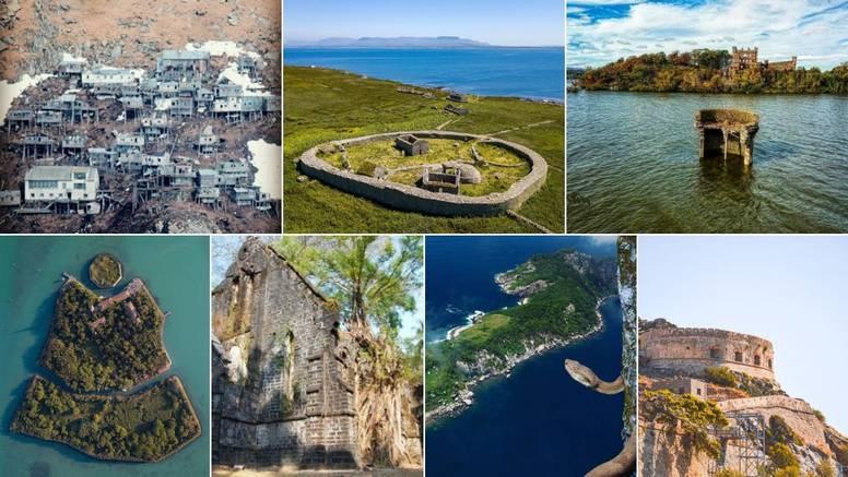 15 najjezivijih napuštenih otoka - tamo ne želite na godišnji