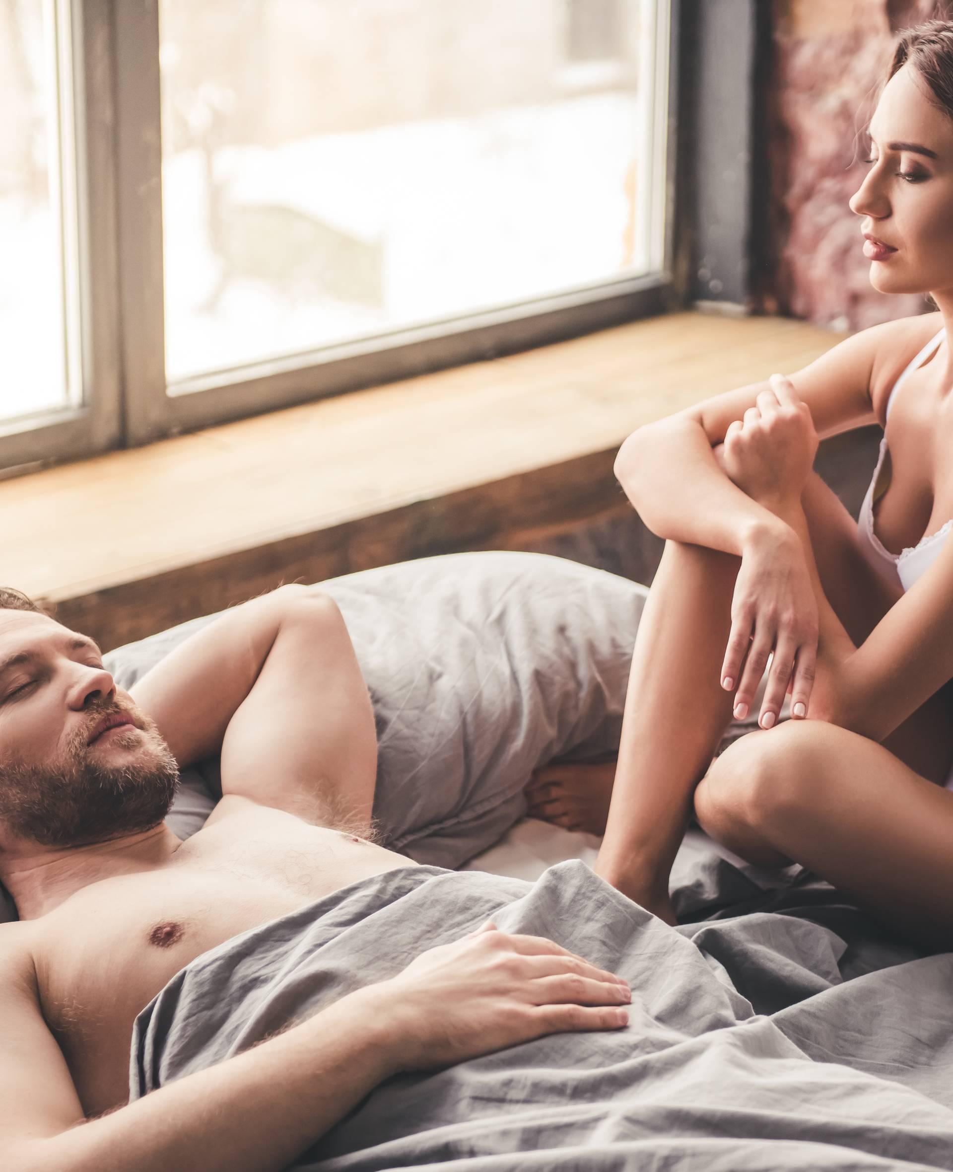 Zbog ovoga će zatajiti u seksu: Ne tjerajte ih i ne vrijeđajte...
