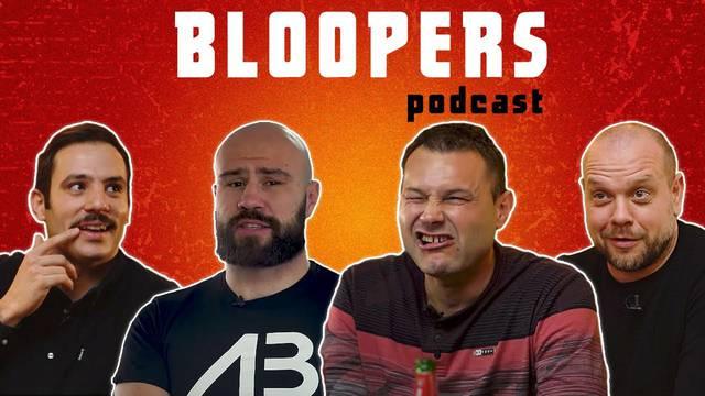 Najsmješniji trenuci 'Bromance Podcasta': Kaleb radio grimase, a Babić je zaboravljao pitanja...
